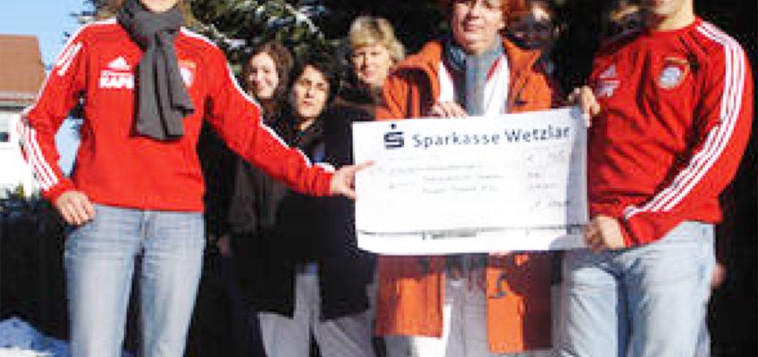Spende Sozialstation Hohenahr