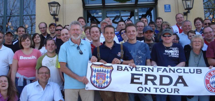 BFC Erda trifft Paul Breitner