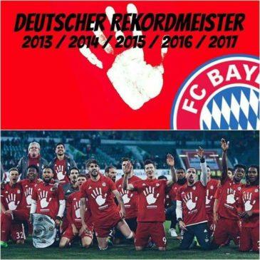 Deutscher Meister wird nur der FCB!